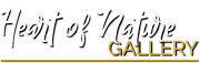Heart of Nature Gallery in Muskoka Logo