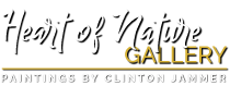 Heart of Nature Gallery Logo